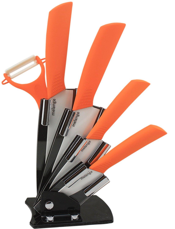 Amazon usa set cuchillos de cer mica s lo color for Cuchillos de ceramica amazon