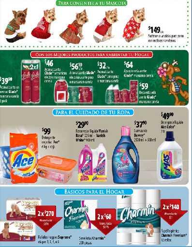 Folleto Superama noviembre 7: pañales Huggies Supreme 2x$270 y más