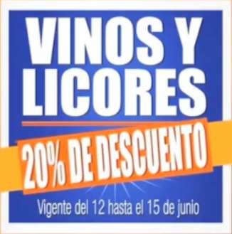 Chedraui: 20% de descuento en vinos y licores, pantallas Sony, Samsung y más