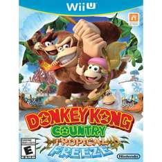Game Planet: Donkey Kong Country Tropical Freeze (wii U)