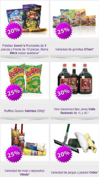 SuperISSSTE: descuentos en La Costeña, Ruffles, dulces y más