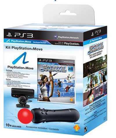 Sears: Kit PlayStation Move a $1,599