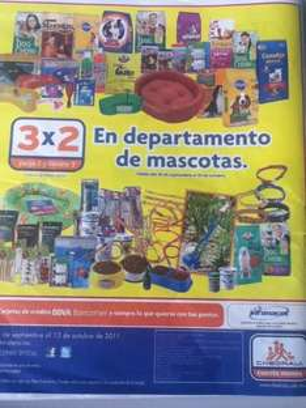 """Chedraui: 25% en monedero en art para bebé, 3x2 depto de mascotas, ropa interior para bebé, TV LED 32"""" $5,995 y +"""