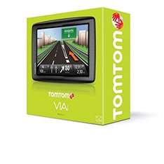 Amazon: TomTom VIA 1600 Navegador GPS