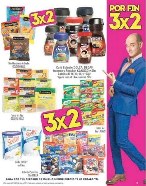 Folleto de ofertas de Julio Regalado en La Comer del 10 al 19 de junio