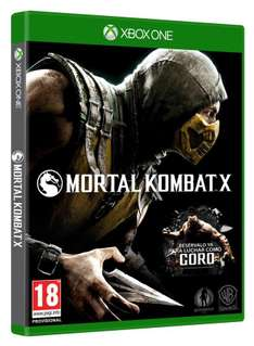 Amazon: Mortal Kombat X para Xbox One