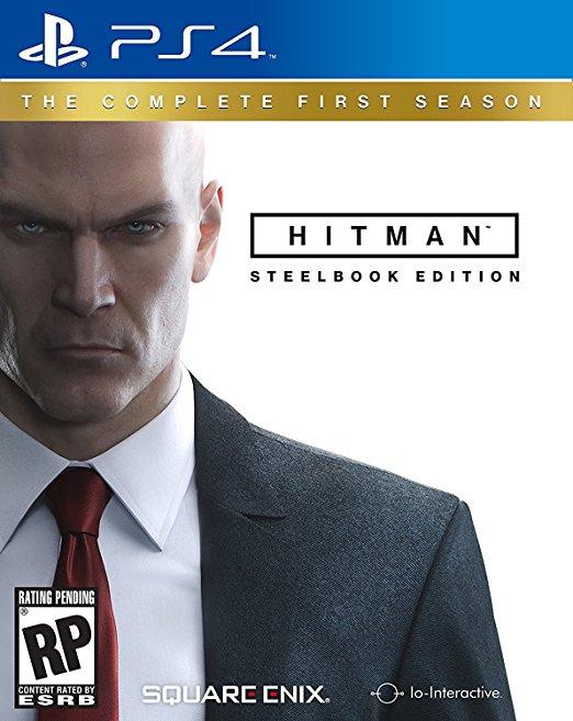 Amazon México: Preventa Hitman The Complete First Season SteelBook PlayStation 4 de $1499 a $899