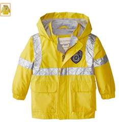 Amazon: impermeable Carter's bebé - 12 M
