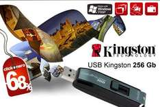 clickOnero: USB de 256 GB a $569