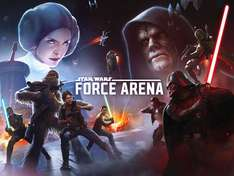 App Store: Star Wars Force Arena Free-To-Play