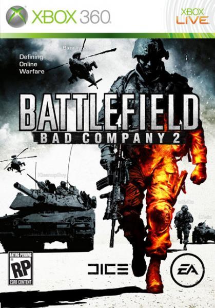 Oferta de la semana Xbox Live: contendio para Battlefield: Bad Company 2 a mitad de precio