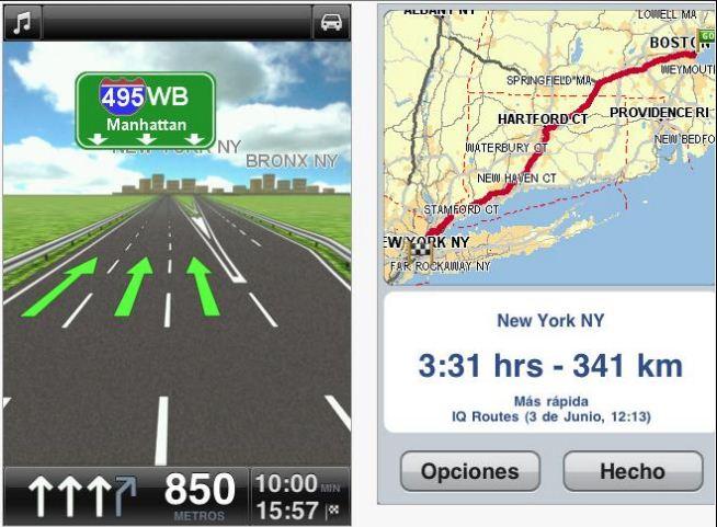Aplicación GPS de TomTom para México y EU a $470 en iTunes