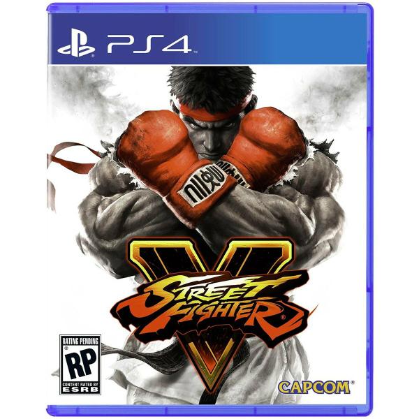 Sears: Street Fighter V para PS4