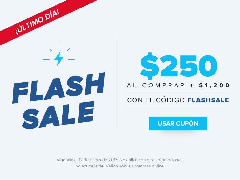 InnovaSport: Cupón $250 en Compras Minimas De $1,200