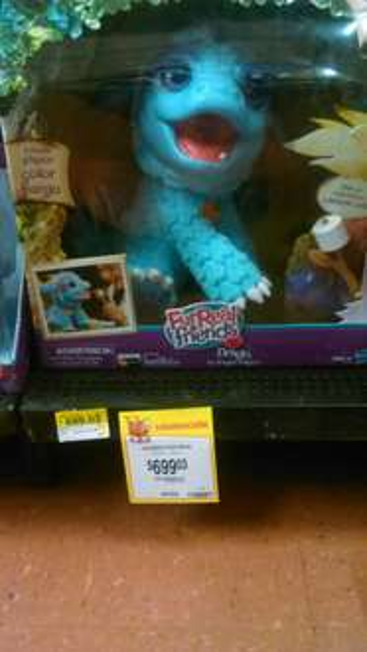 Walmart Carr. 57 SLP: FurReal Friends Drago a $699.03