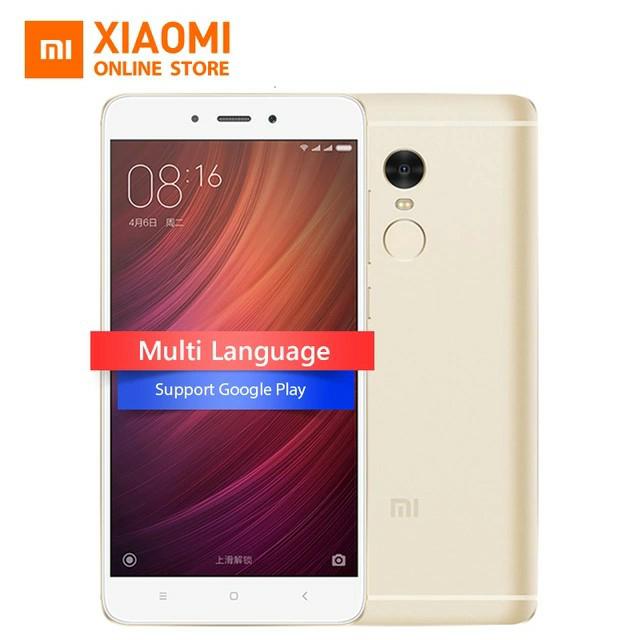Aliexpress: Xiaomi Redmi Note 4 decacore $152 USD