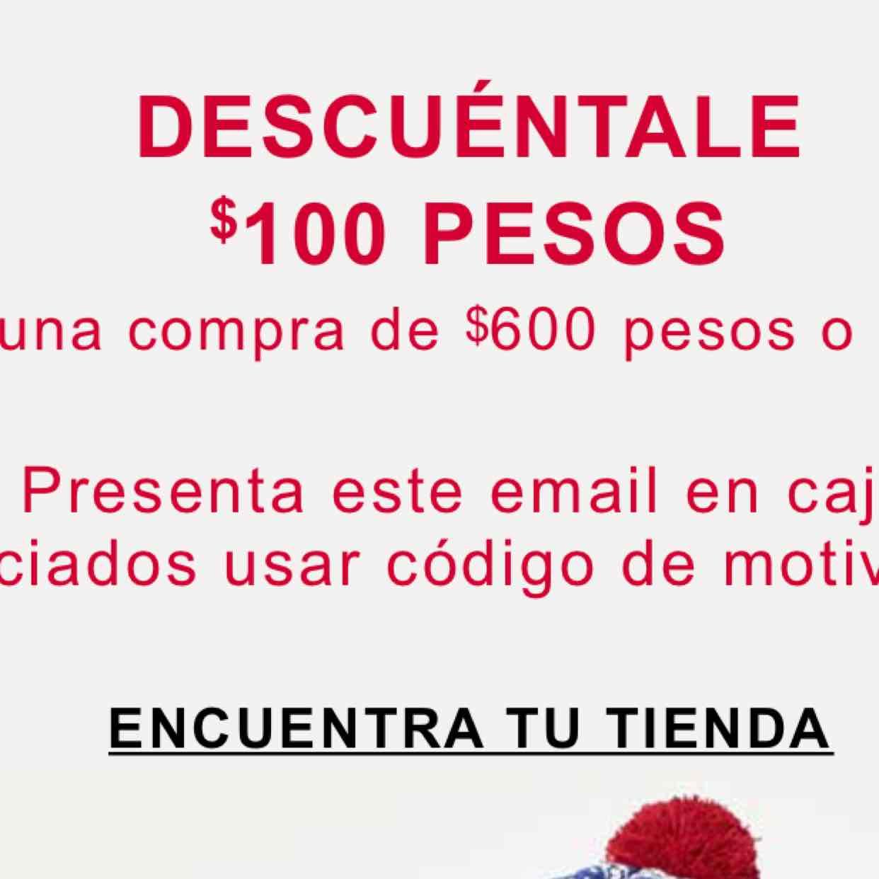 Old Navy: Ofertas del Fin De Semana y promocion  $100 menos