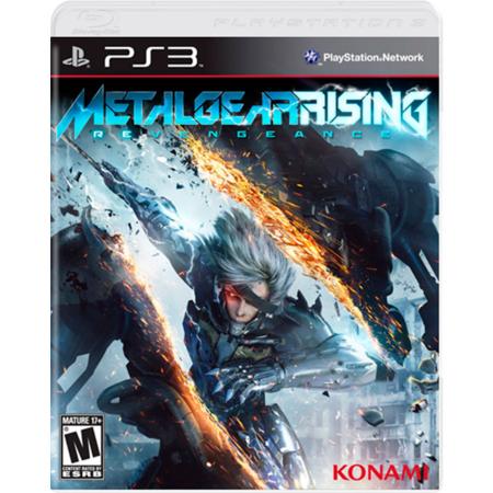 Palacio de Hierro: Metal Gear Rising PS3 a $99.50