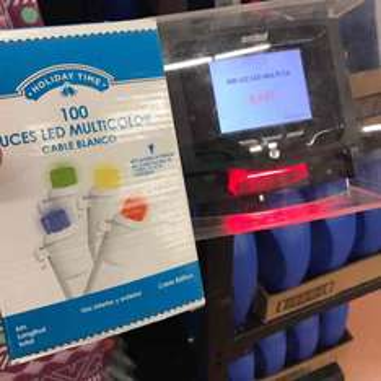 Walmart: Luces led multicolor 6m - Promonovela y Promolección