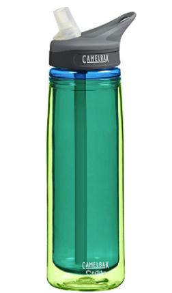 Amazon México: Botella Camelback con ingenioso sistema para tomar agua