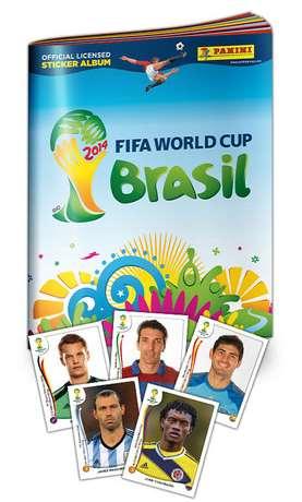 OfficeMax: 2x1 en sobres de cartitas del Mundial Brasil 2014 (Panini)