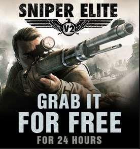 Juego Sniper Elite V2 gratis para PC y 75% de descuento en Injustice y Mortal Kombat
