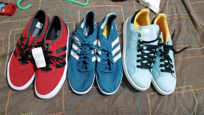 Adidas Outlet Plaza Arroyo (Fuentes Brotantes Tlalpan): 3x2 en toda la tienda