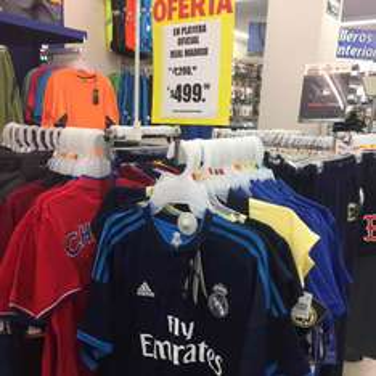 Del Sol: Playera Real Madrid Adidas $499.90