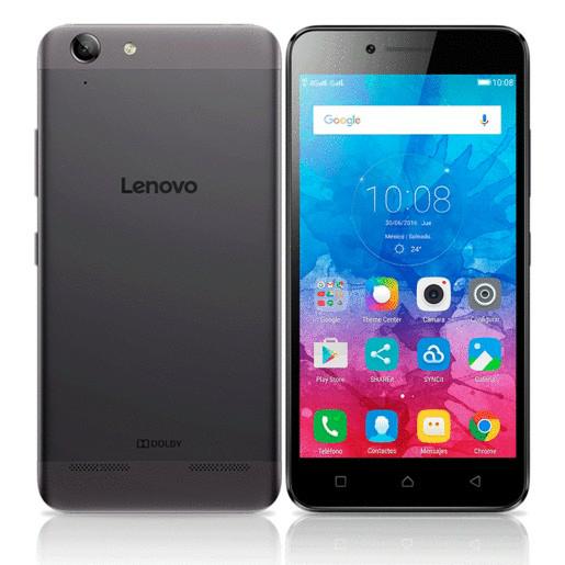 RadioShack: Celular Lenovo K5 Gris Oscuro