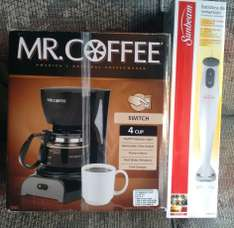 Chedraui: Cafetera Mr Cofee