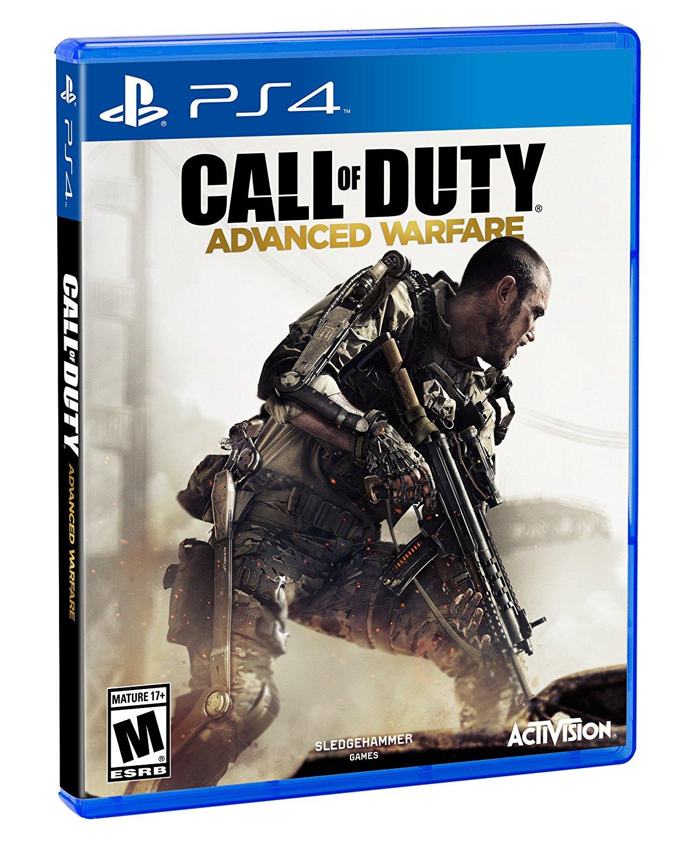 Amazon: Call of Duty: Advanced Warfare - PlayStation 4 - Standard Edition