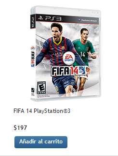 Costco: FIFA 14 $197