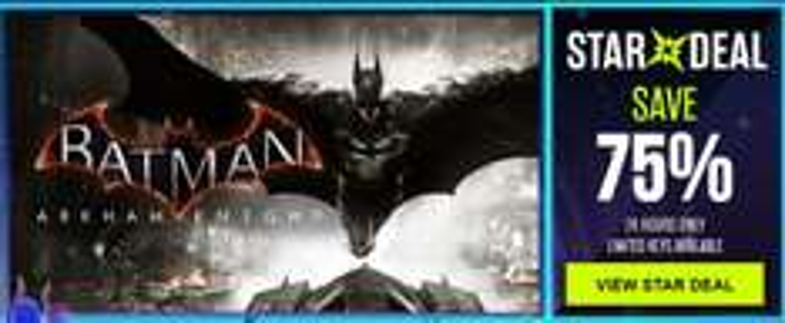 Bundle Stars: Batman Arkham Knight para Steam a $4.99 USD