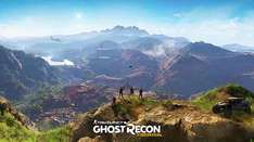 Ubisoft: Beta abierta de Ghost Recon Wildlands para PC, PS4