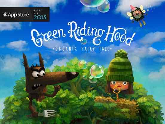 App Store : app gratis de la semana caperucita verde