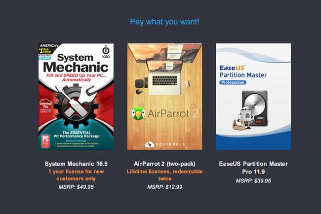 Humble Software Bundle: Programas PC Paga lo que quieras