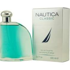 Amazon: Nautica Classic 100ml $225 (ni entrando a Tanda)
