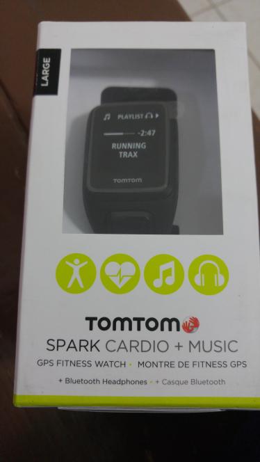 Liverpool: Tomtom Spark Cardio+Music incluye audífonos