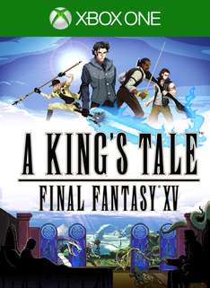 Xbox One y Play 4: A King's Tale: Final Fantasy XV Gratis 28/02