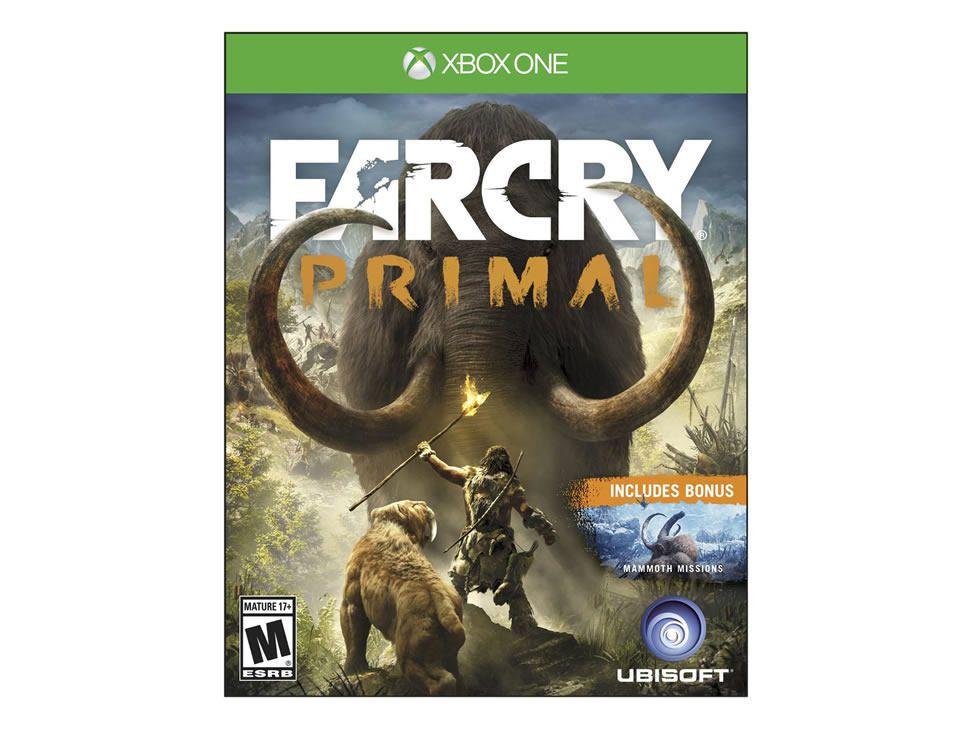 Liverpool: Far Cry Primal Xbox One