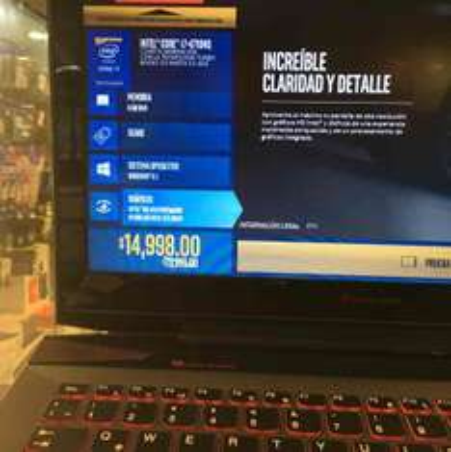 Sears: Lenovo Gamer Y50 Core i7HQ