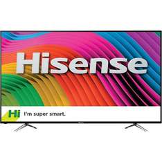 "Costco: Hisense 65"" 4K Smart TV 65CU6200"