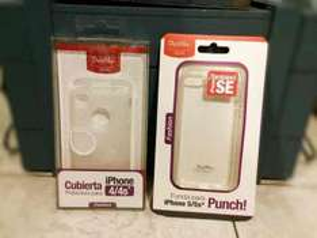 Bodega Aurrerá: Cubiertas protectoras invisibles DupliMax para iPhone 4/4s/5/5s/SE...