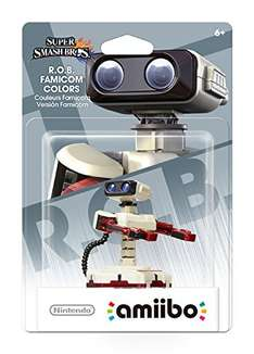 Amazon MX: Amiibo ROB FAMICOM