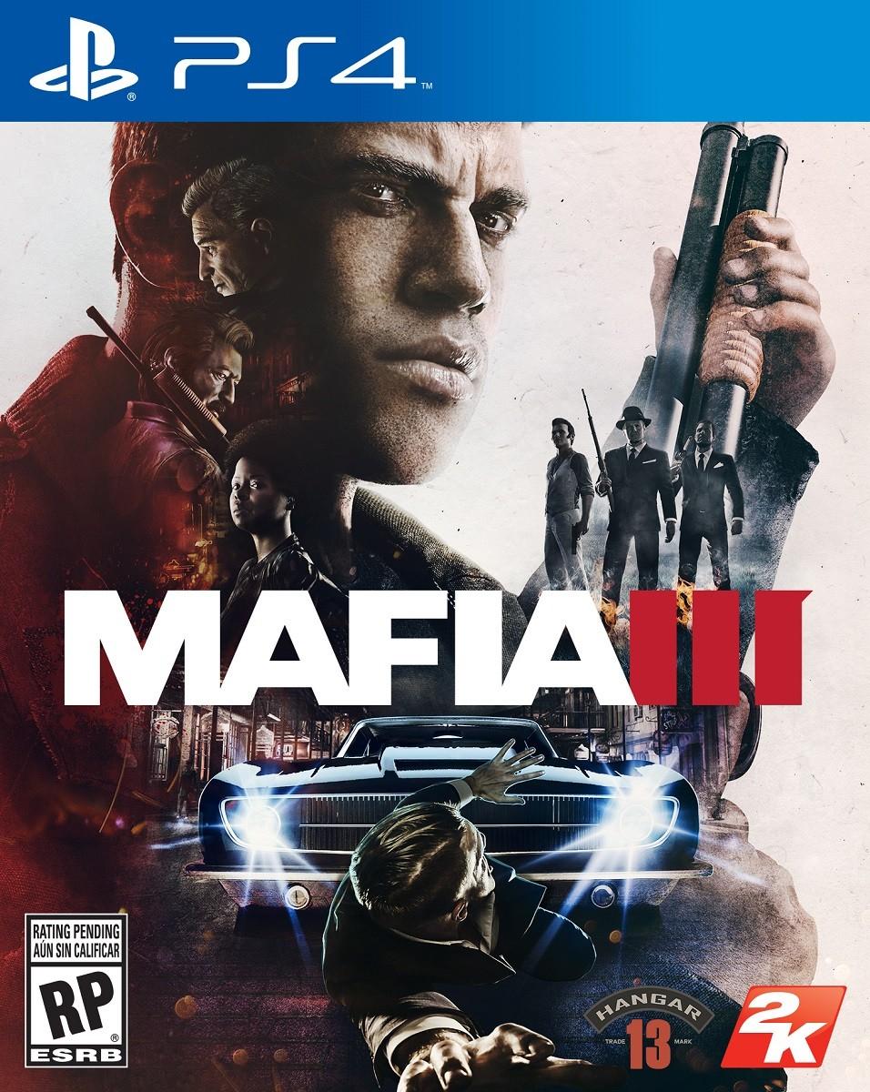 Best Buy: MAFIA III PS4
