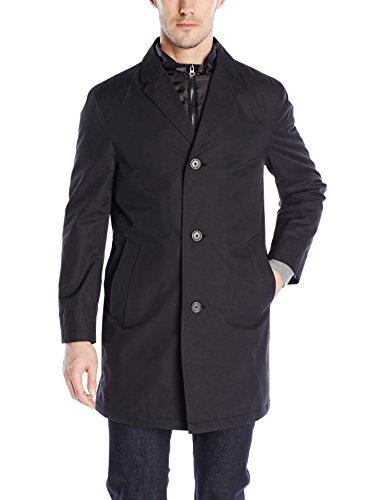 Amazon: Abrigo tipo impermeable Tommy Hilfiger talla 38 para Caballero