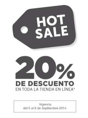 Ofertas de Hot Sale México 2014 en Martí