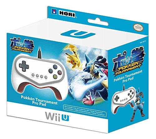 Amazon - Hori Pokken Tournament Pro Pad para Wii U