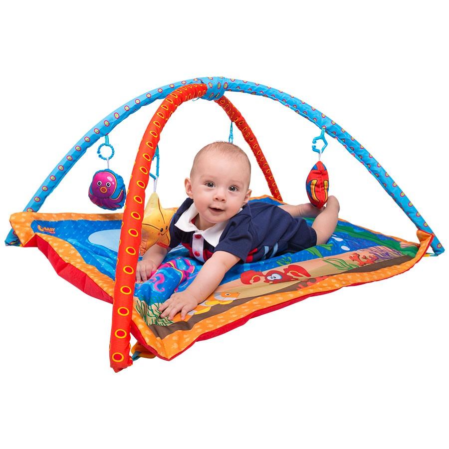 Woolwort: gimnasio infantil de $399.90 $239.94
