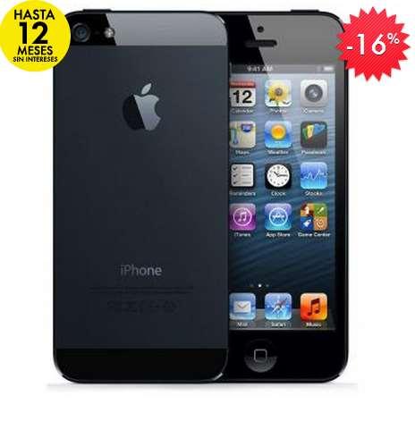 Linio: iPhone 5S $8,730 y Samsung Galaxy S5 $8,639 y 12 meses sin intereses